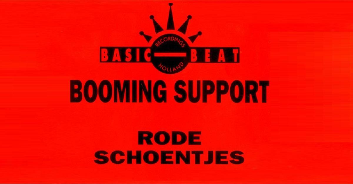 Booming Support - De Rode Schoentjes