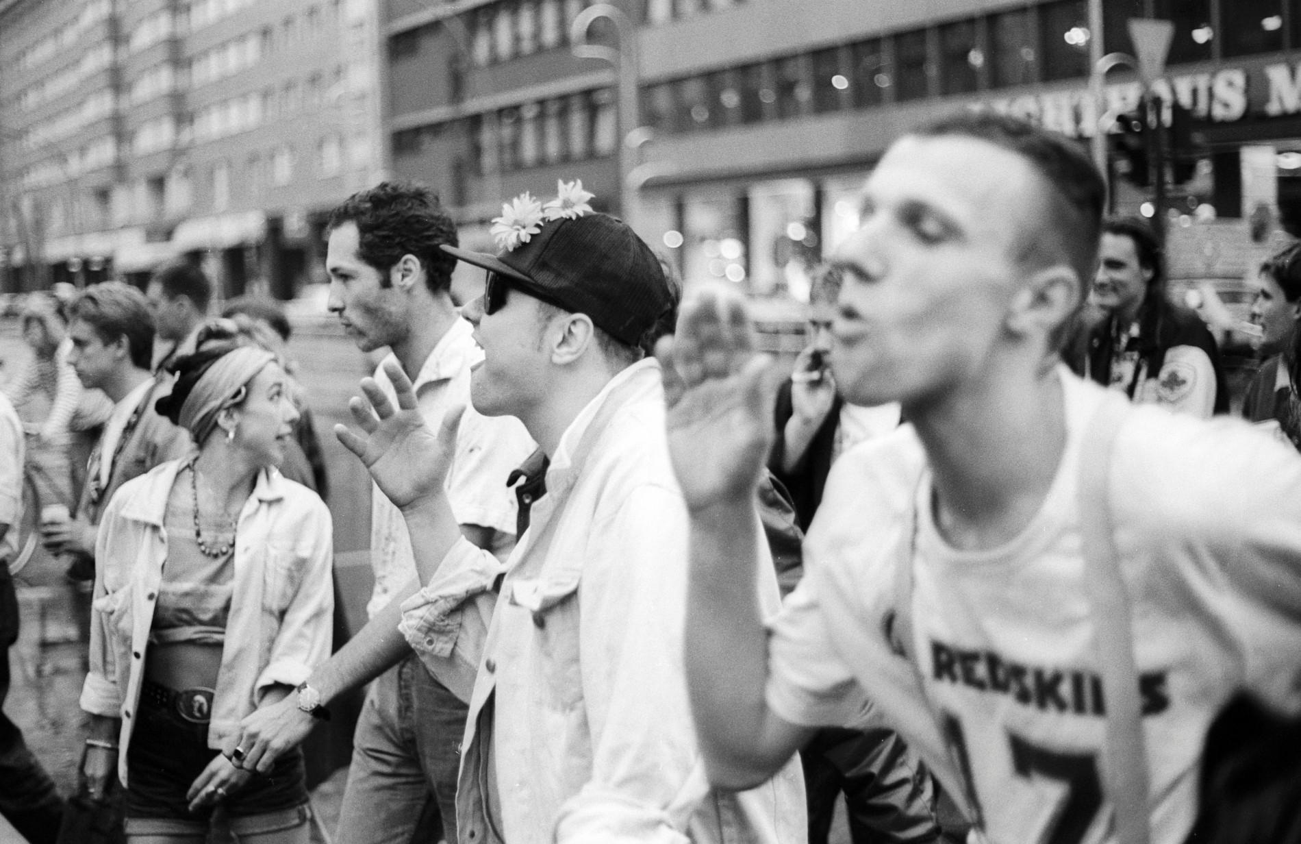 Love Parade 1989 - Friede, Freude, Eierkuchen