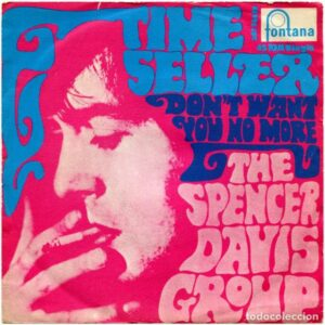 Spencer Davis Group - Time seller