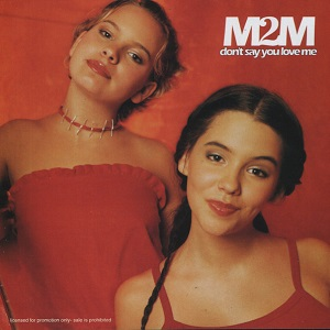 M2M - Don't say you love me