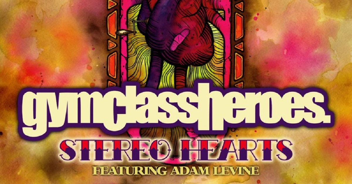 Gym Class Heroes feat, Adam Levine - Stereo hearts