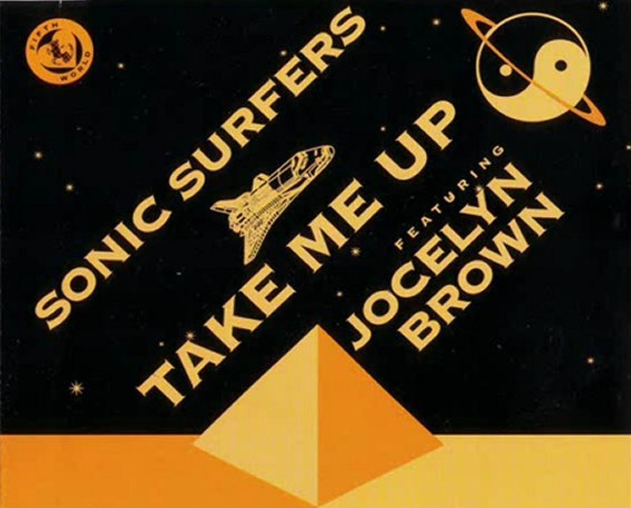 Sonic Surfers feat. Jocelyn Brown - Take me up