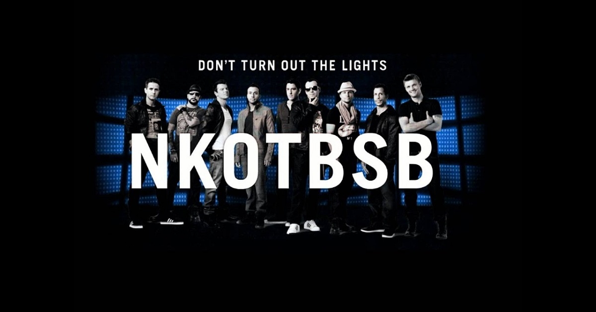 NKOTBSB - Don't turn out the lights
